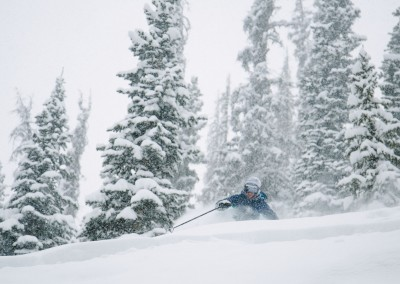 Wolf Creek Powder Day Pictures