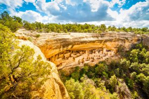 Great Mesa Verda Photo by Wilderness Journeys Pagosa
